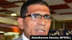 مدير دائرة الارصاد في وزارة حقوق الانسان كامل امين