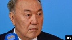 Казакъстан президенты Нурсолтан Назарбаев