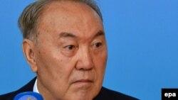 Казахстанскиот претседателот Нурсултан Назарбаев