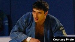 Georgian judoka Varlam Liparteliani