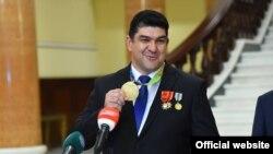 Олимпиада чемпиону Дилшод Назаров