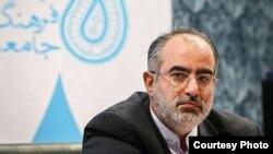 حسامالدین آشنا مشاور فرهنگی رئیس جمهوری ایران
