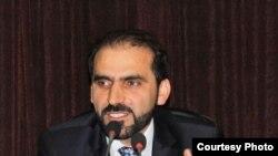 عبدالطیف روشان سرپرست وزارت تحصیلات عالی افغانستان