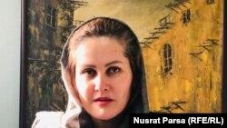 صحرا کریمی، رئیس افغان فیلم