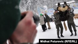 Vojno prvenstvo u skijanju na Jahorini, Bjelašnici i Igmanu