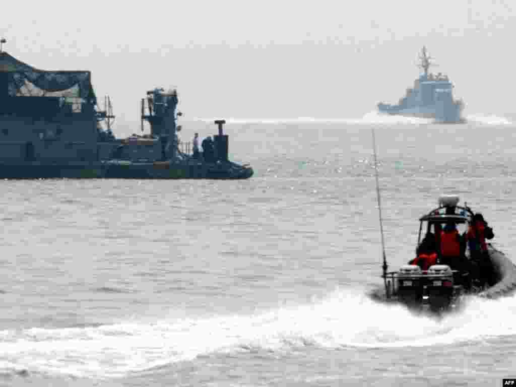 Войска Южной Кореи приведены в повышенную боеготовность на случай провокаций со стороны КНДР