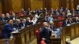 Заседание парламента Армении (архив)