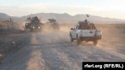 Afghanistan,Uruzgan Afghan army 19Apr2017