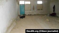 Букинские бомжи и бездомные спали на бетонном полу и ежедневно собирали по 80 кг. хлопка.