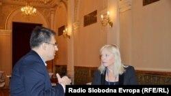 """""""Srušen je stari totalitarni sistem i izgrađene demokratske institucije, ali to nije dovoljno"""", kaže Radičova"""