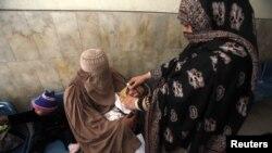 Емгузаронии зидди полио дар Покистон