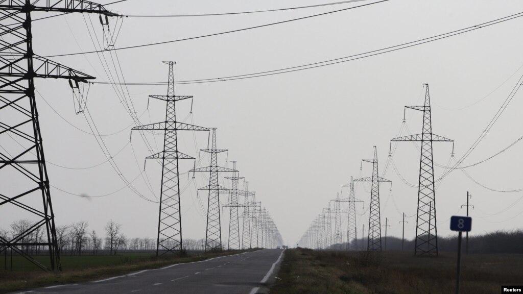 Демчишин переконує, щонемає причин для відновлення електропостачання вКрим