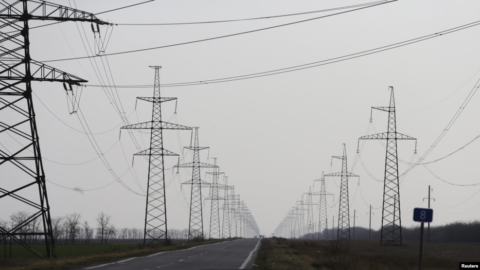Russian hackers were blamed for causing a major power outage in Ukraine a year ago.