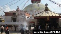 Непал -- Жер титирөөгө чейин