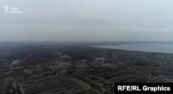Кривий Ріг – велике українське індустріальне місто, де мешкає Єлизавета