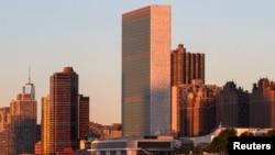 ՄԱԿ-ի շենքը Նյու Յորքում, արխիվ