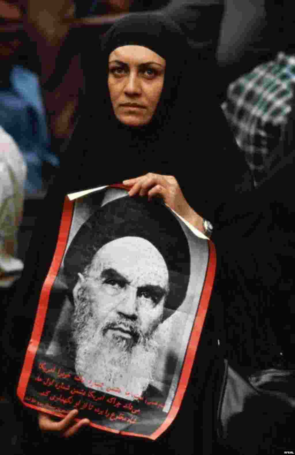 Images Of The Iranian Revolution #12