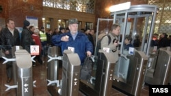 Проезд в московском метрополитене в 2009 году подорожает на 15-35 процентов