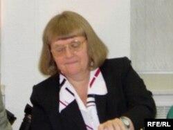 Космонавт Светлана Савицкая, Москва, Орусия,17.09.2007.