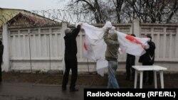 Качанівська колонія, Харків, 4 січня 2011 року