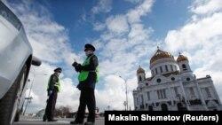 Moskva, 20 aprel, 2020-ci il