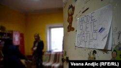 Prihvatilište za decu i omladinu u Beogradu