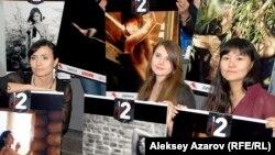 «12» қайырымдылық жобасына қатысушылар. Алматы. 23 қараша 2011 жыл.