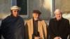 افتاب شېرپاو، ولسمشر اشرف غني او محمود خان اڅکزی تصویر له ارشیفه