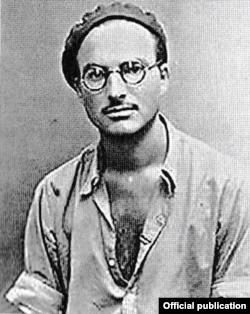 Reynold Thiel, membru al brigăzilor din Spania în timpul Războiului Civil