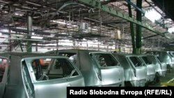 Fabrika Fiat-a u Kragujevcu, Foto: Branko Vučković