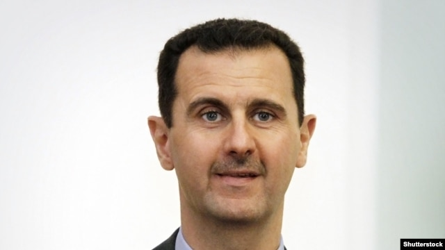 Syrian President Bashar al-Assad sent a message to Pope Francis.