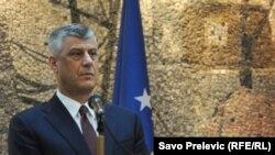 Predsednik Kosova, Hašim Tači