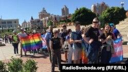 Марш рівності у Києві, 2015 рік