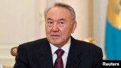 Нұрсұлтан Назарбаев. Алматы, 25 ақпан 2013 жыл.