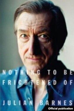 """Джулиан Барнс, обложка книги """"Нечего бояться"""""""