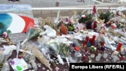 Cveće za žrtve u Nici, ilustrativna fotografija