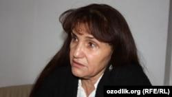 Умида Аҳмедова