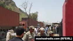 الکوزی: از مسدود شدن گذرگاه نه تنها افغانستان بلکه پاکستان نیز متضرر میشود.