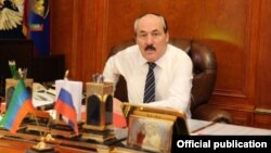 Рамазан Абдулатипов, экс-глава Дагестана