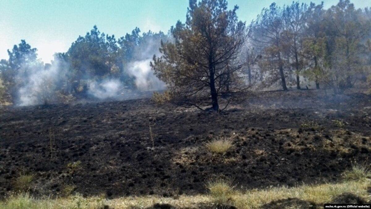 Почти везде в Украине пожарная опасность является необычайной – ГСЧС