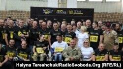 У Львові стартував відбір воїнів на «Ігри нескорених-2020»