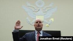 Ushtruesi i detyrës së prokurorit të përgjithshëm të Shteteve të Bashkuara,Matthew Whitaker.