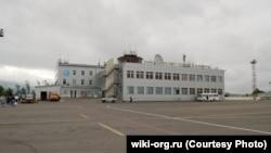 Аэропорт Южно-Сахалинска, реконструированный в 2016 году