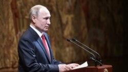 Лицом к событию. Питерский чекист во главе России: 20 лет спустя