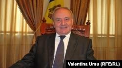 Николай Тимофти, президент Молдовы.