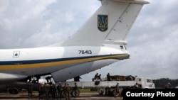 Літак Іл-76 (ілюстраційне фото)