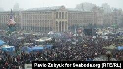 Акції протесту на Майдані, архівне фото