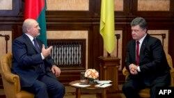 Ուկրաինայի և Բելառուսի նախագահների հանդիպումը, Կիև, 21-ը դեկտեմբերի, 2014թ․