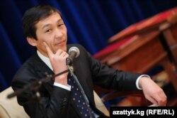 Султан Каназаров.