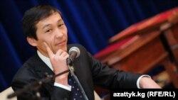 Президенттин басма сөз катчысы Султан Каназаров, 2011-жыл